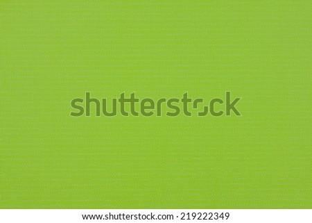 Background texture of green fabric closeup - stock photo