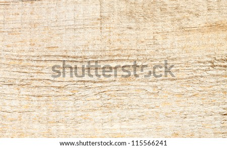 Background texture of light cut tree with fibers - stock photo