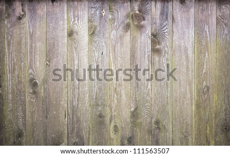 Background texture of old gray weathered wooden lining boards