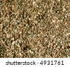 Background texture of pebble rocks, small stones. - stock photo