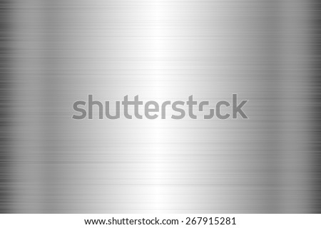 Background texture of steel plate - stock photo