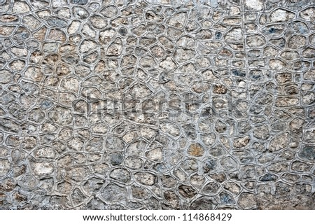 Background texture of stone wall - stock photo