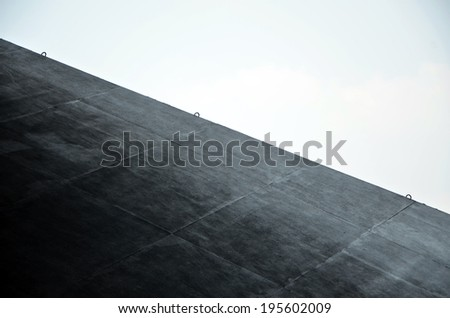 Background texture of tiled wall - stock photo