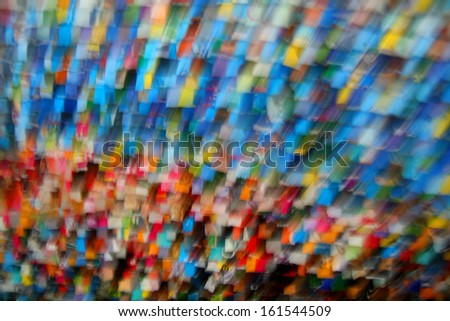 background, texture, paper, newspaper - stock photo