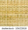 Background texture using details of woven basket - stock photo