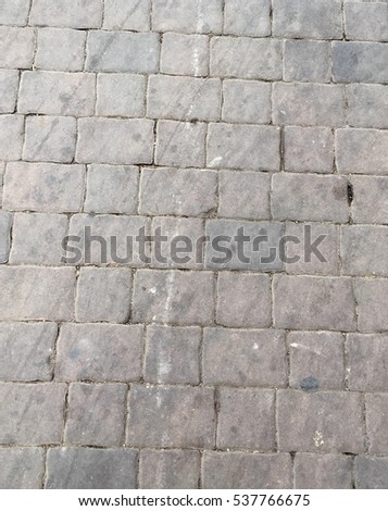 Background textured surface cement on the road