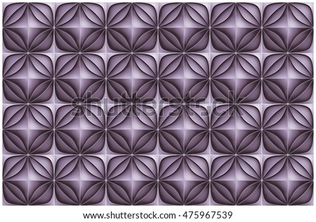 Background tiles design