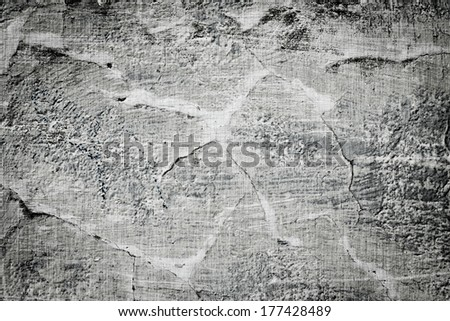 background wall texture - cracked and dark edges