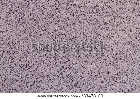 background with black paint spots; purple