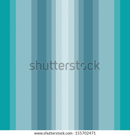 Background with colorful blue  and white stripes  - stock photo