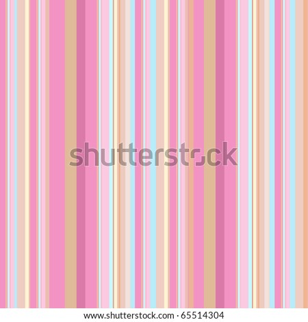 Background with colorful pink and brown stripes - stock photo