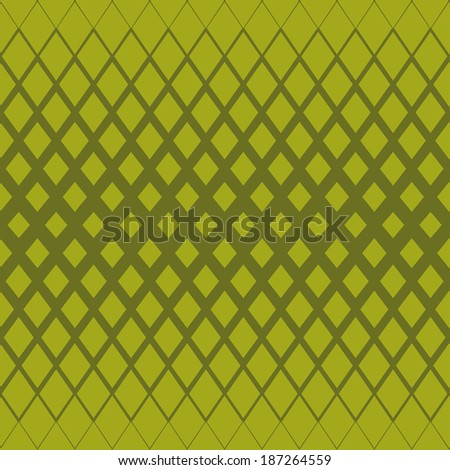 background with green-yellow elements, geometric design, illustration