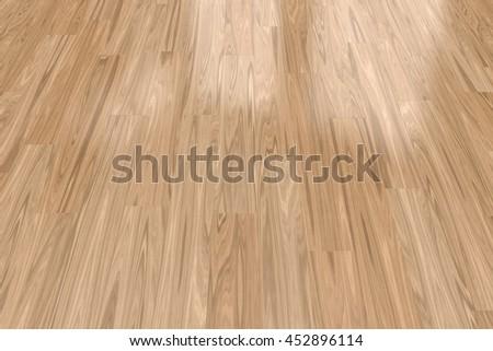 Light Wood Floor Background. Background with light wood parquet floor  3d render Light Wood Parquet Floor Stock Illustration