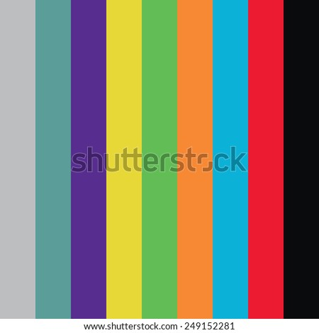 Background With Regular Thick Stripes / Vertical Striped Background