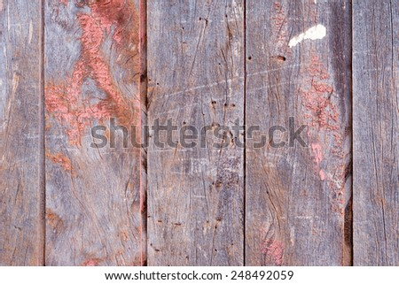 background with rusty wood texture - stock photo