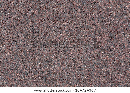 background with small stone texture - wall or floor - stock photo