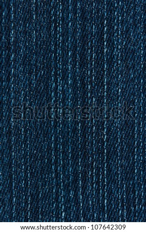 background worn blue jeans texture - stock photo