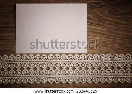background writing wood bows