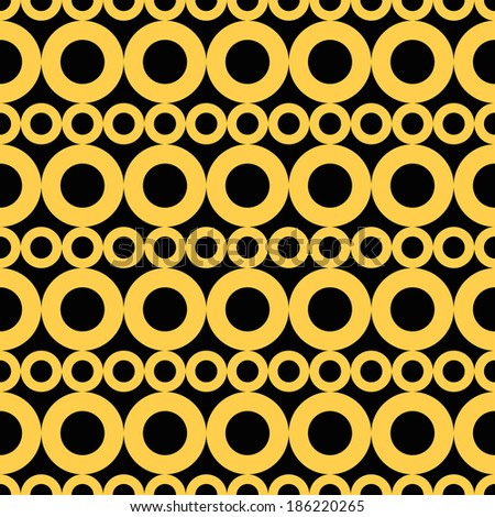 background yellow elements, geometric design, illustration