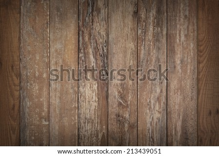 backgrounds and texture concept - wooden floor or wall - stock photo