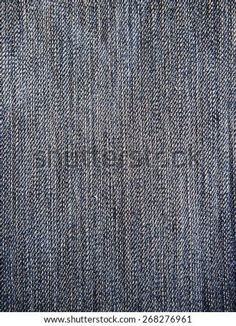 backgrounds jeans texture clothing  - stock photo