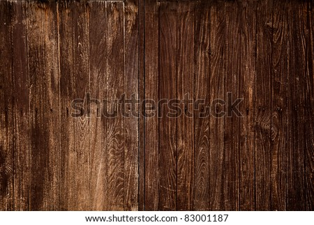 backgrounds of wood - stock photo