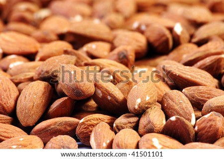 backgrounds with almonds