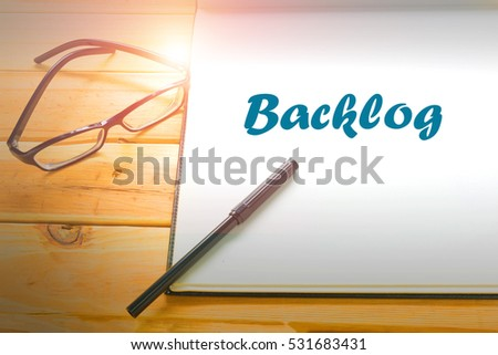 abstract writting
