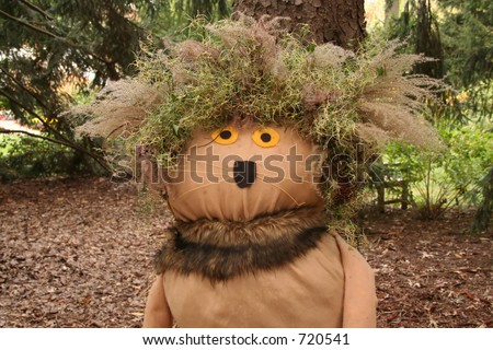 Bad hair day! - stock photo