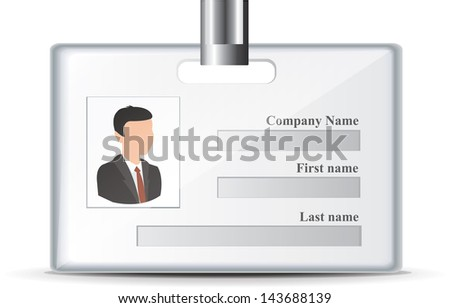 Badge bitmap copy - stock photo
