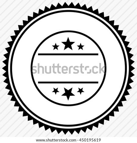 United States America Seal Stock Vector 728504542 - Shutterstock
