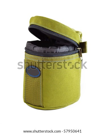 bag lens isolated