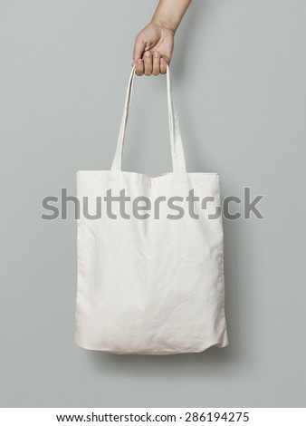 Bag MockUp - stock photo