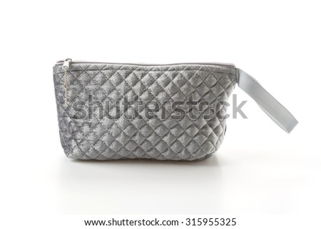 bag on white background