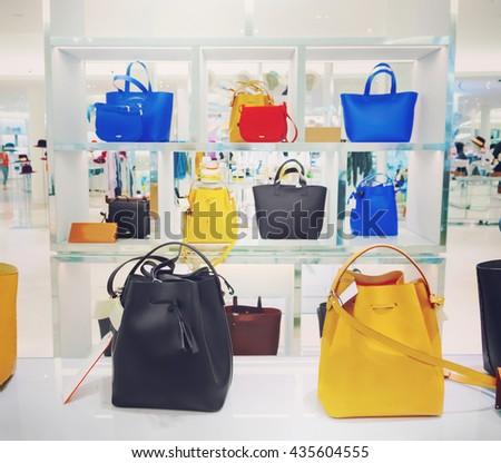Bags - stock photo