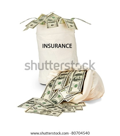 Bags with insurance