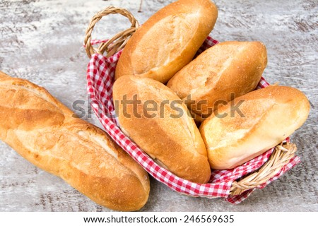Baguettes,French Bread