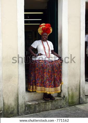 Bahiana - stock photo