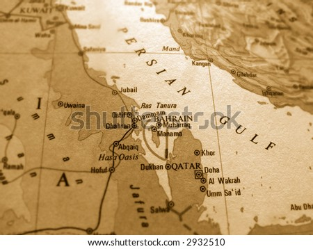Bahrain - stock photo