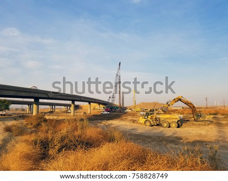 Survey Stakes Used Mark Lines Grades Stock Photo 118089778