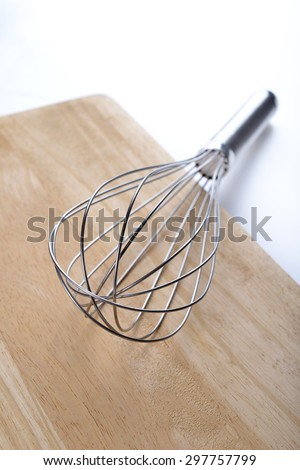 Bakery hand mixer - stock photo