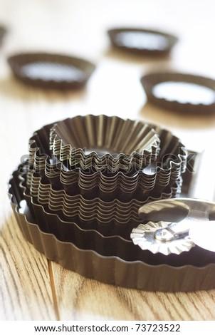 Bakeware - stock photo