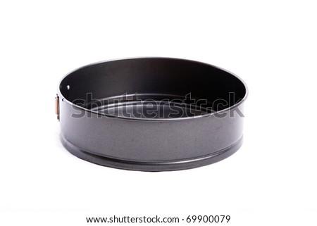 baking shape - stock photo