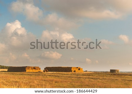 Bales - stock photo