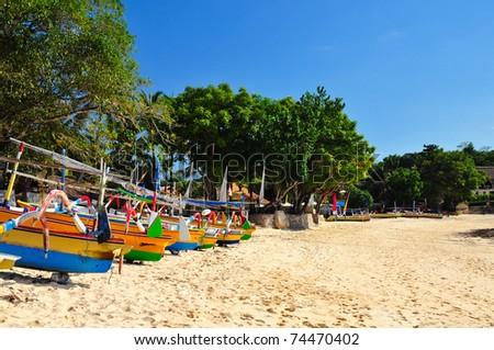 Bali / Indonesia - stock photo