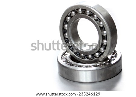 Ball bearing - stock photo