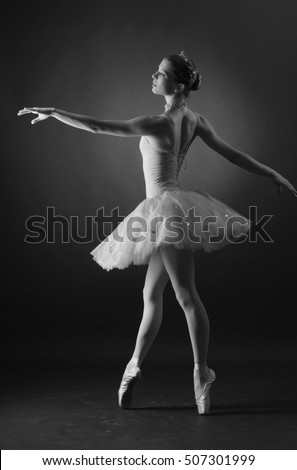 "ballerina from the ballet ""the Nutcracker"""