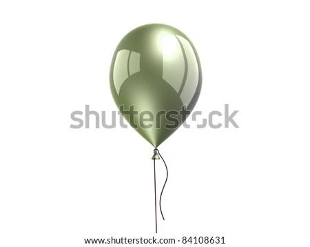 Ballon - stock photo