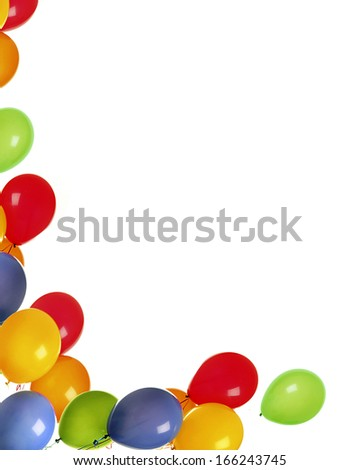 Ballons - stock photo
