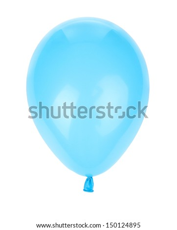 Balloon - stock photo
